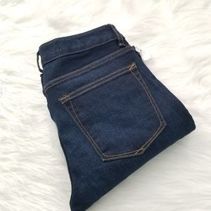 💖 Gap Perfect Boot Mid Rise Jeans 26 Short